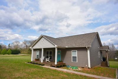 Franklin Single Family Home For Sale: 108 Chapel Cove Circle