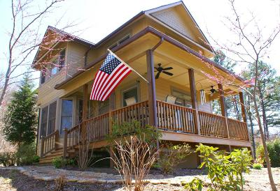 Franklin Single Family Home For Sale: 271 Panther Ridge Lane