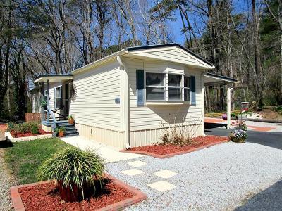 Franklin Single Family Home Pending/Under Contract: 40 Tokumto Street