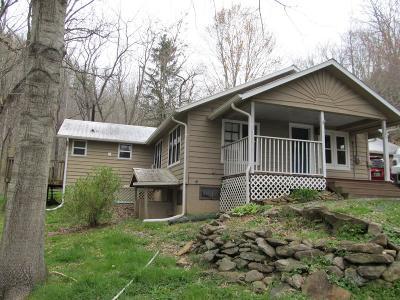 Sylva Single Family Home For Sale: 1549 Locust Creek Rd.