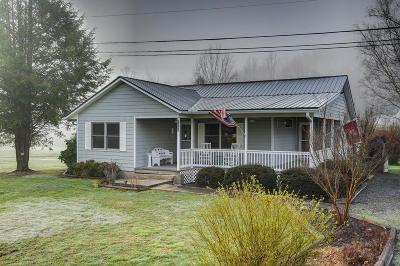 Sylva Single Family Home For Sale: 2343 Greens Creek