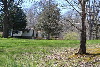 Franklin Single Family Home Pending/Under Contract: 144 Patton Hill Road