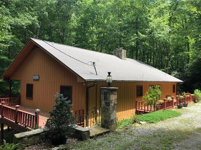 Single Family Home For Sale: 120 Upper Middle Creek Rd