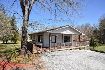 Franklin Single Family Home Pending/Under Contract: 183 Ledford Rd
