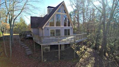 Cullowhee Single Family Home Pending/Under Contract: 172 Barley Lane
