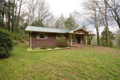 Franklin Single Family Home For Sale: 64 Fox Fire Street