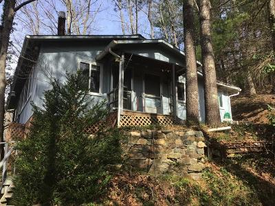 Franklin Single Family Home For Sale: 1780 Coon Creek Road