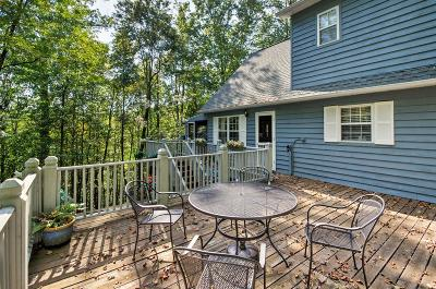 Watauga Vista Single Family Home Pending/Under Contract: 410 Indian Creek Road