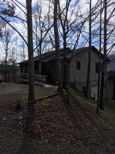Franklin Single Family Home For Sale: 1406 N. Jones Creek Rd