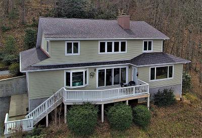 Cullowhee Single Family Home For Sale: 138 Cave Springs Rd