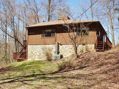 Bryson City Single Family Home For Sale: 1875 Battle Branch Rd