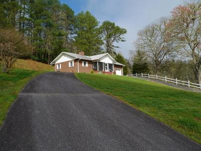 Macon County Single Family Home Pending/Under Contract: 108 Hp McCoy Road