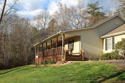 Sylva Single Family Home For Sale: 31 Midway Dr