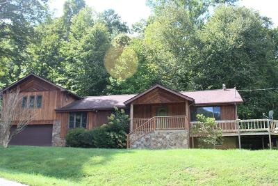 Bryson City Single Family Home For Sale: 170 Dehart Cemetary Road