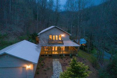 Sylva Single Family Home For Sale: 34 Shallow Creek