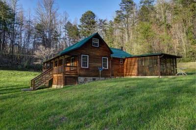 Jackson County Single Family Home Pending/Under Contract: 2124 Camp Creek Road