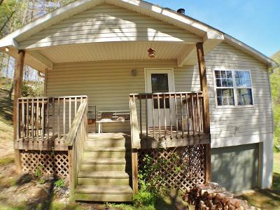 Franklin Single Family Home For Sale: 45 Watauga Creek Trail