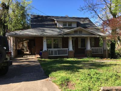 Sylva Single Family Home For Sale: 24 Hampton St