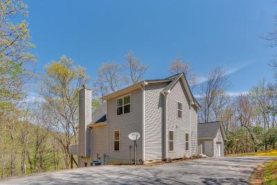 Franklin NC Single Family Home Pending/Under Contract: $189,900