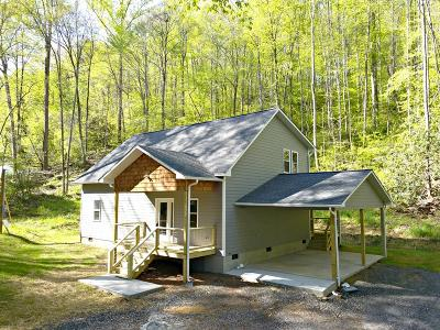 Sylva Single Family Home For Sale: 44 Laurel Branch Road