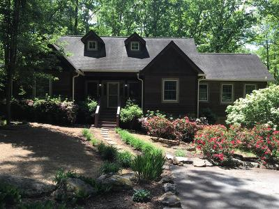 Franklin Single Family Home For Sale: 138 Gibson Cove Road
