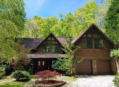 Macon County Single Family Home For Sale: 159 Wallalieu Gap Rd