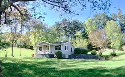 Franklin Single Family Home Pending/Under Contract: 201 Setser Branch Rd.