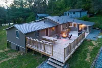 Cullowhee Single Family Home For Sale: 359 Edgewater Road