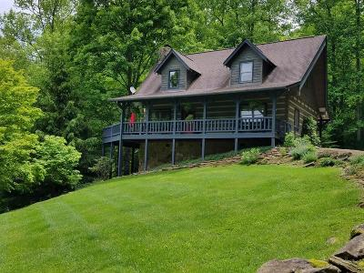 Franklin NC Single Family Home Pending/Under Contract: $320,000