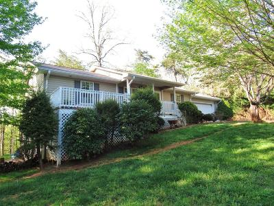 Franklin NC Single Family Home Pending/Under Contract: $199,900