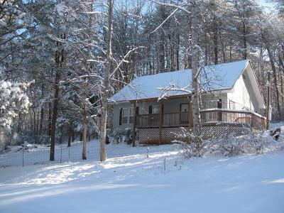 Macon County Single Family Home Pending/Under Contract: 105 Hidden Hollow Lane