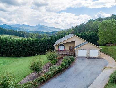 Franklin Single Family Home For Sale: 138 Carolina Crest Dr.