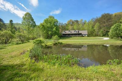 Franklin Single Family Home Pending/Under Contract: 291 Stoneybrook Lane