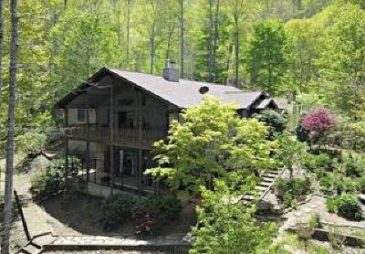 Jackson County Single Family Home For Sale: 831 Forest Run Rd
