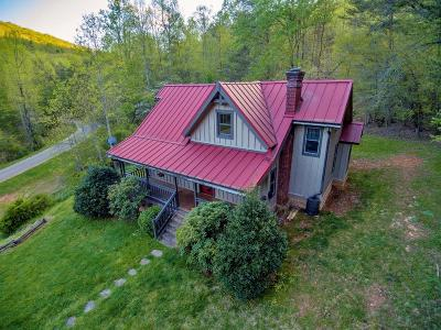 Single Family Home Pending/Under Contract: 635 Hannah Mountain Road
