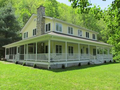 Cullowhee Single Family Home For Sale: 62 Cave Springs Road
