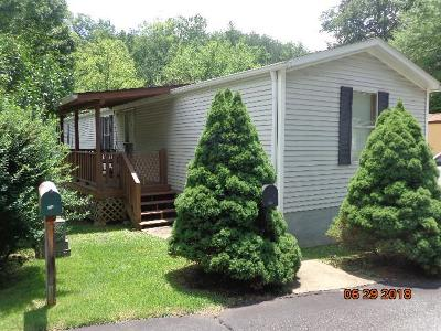 Sylva Single Family Home For Sale: 259 Chickamauga Circle