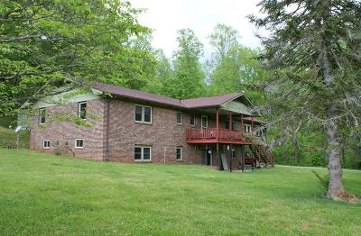 Sylva Single Family Home For Sale: 2565 Webster Road