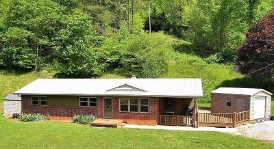 Cullowhee Single Family Home For Sale: 515 Johns Creek