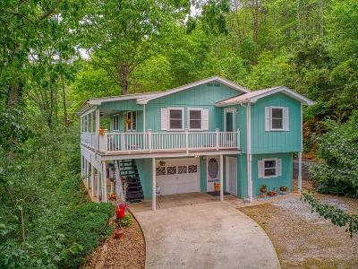 Single Family Home Pending/Under Contract: 421 Noah Gibson Road