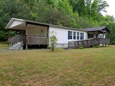 Sylva Single Family Home For Sale: 36 Pristine Cove