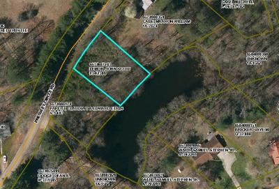 macon Residential Lots & Land For Sale: 00 Pressley Circle
