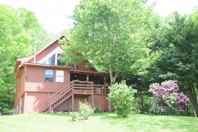 Bryson City Single Family Home For Sale: 148 Clover Field Rd.