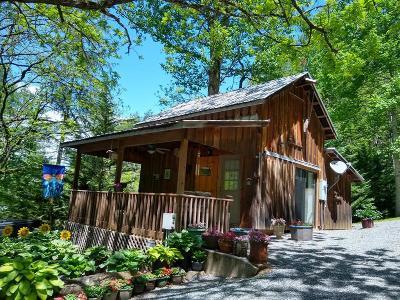 Cullowhee Single Family Home For Sale: 895 Nicholson Cove