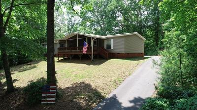 Franklin Single Family Home For Sale: 136 Gibson Ridge Road