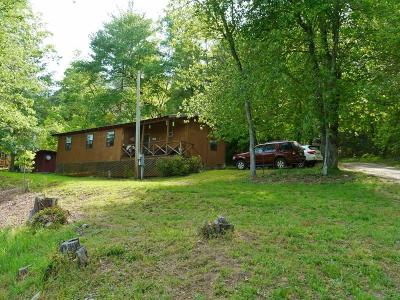 Macon County Single Family Home For Sale: 108 Hall Mountain Road