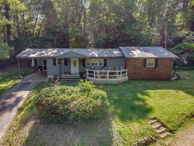 Macon County Single Family Home Pending/Under Contract: 509 Riverbend Road