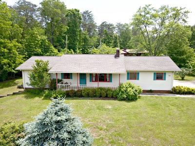 Sylva Single Family Home For Sale: 97 Nickel Mine Drive