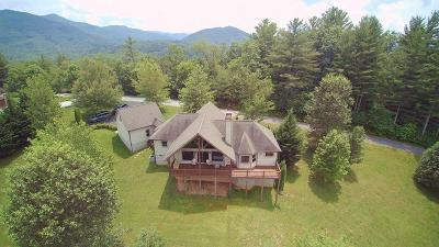 Franklin Single Family Home For Sale: 300 Deer Ridge Rd