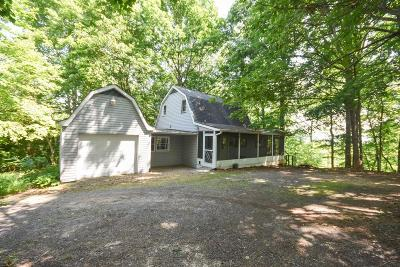 Macon County Single Family Home For Sale: 378 Willow Cove Road